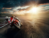 Honda Motorcycle   MIAGUI