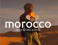 Morocco travel App - WIP