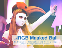 RGB Masked Ball