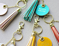 Color Tassels | product design