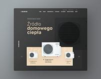 Biawar Website Redesign Concept