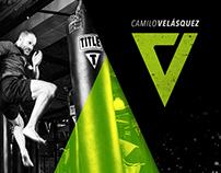 Camilo Velásquez // Branding