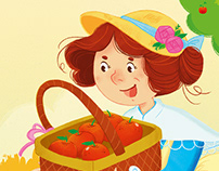 Storytime Magazine - Mrs Mumble's Apple Crumble