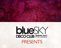 blueSKY Disco club