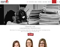Web Design: Adaptive Law