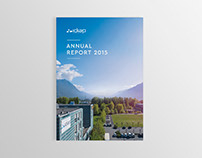 Idiap annual report
