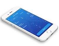 IndiGo Airline iOS App Redesign Concept