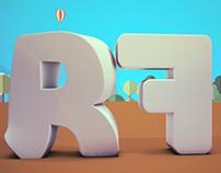 R love F