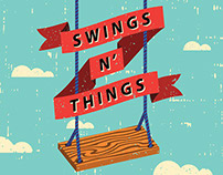 Swings n' Things Business Cards