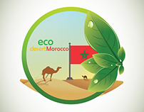 eco tourism Logo