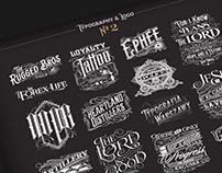 Typography | Logo №2