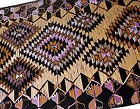 Textiles Project | Kilim n°1