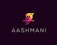 Aashmani Logo