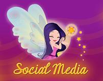 Social Media - The Gift Fairy