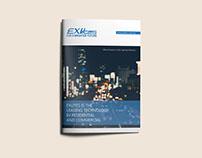 Exlites Company Profile Design
