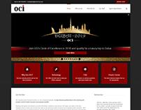 OCI Website