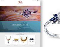 Website Design : Kothari Jewelry