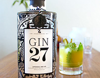 Packaging Design / Dry Gin