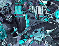 Commission: Jade Panthers