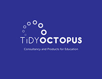 Tidy Octopus Logo