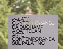 Palatino Contemporaneo - Da Duchamp a Cattelan