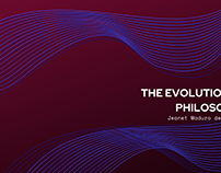 The Evolution of Philosophy | Jeanet Maduro de Polanco