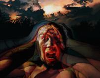 5th Scream - Digital Painting Contest
