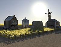Environment Art - Farm