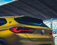 BMW x Esquire