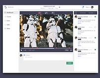 Video collaboration
