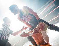 Legacy Wrestling: inaugural show