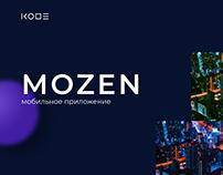 MOZEN Mobile App