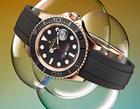 Watches And Bubbles