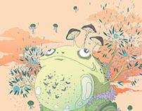 Frog Fungi
