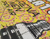 Beatsteaks - Official Gigposter for Arena Wien