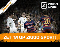 Ziggo Sport - Zet 'm op