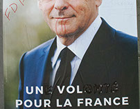 Election Posters, France 2017