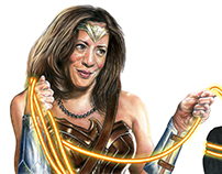 Kamala Harris and the Lasso of Truth