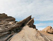 Vasquez Rocks, California