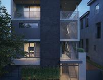 Lillian apartment.USA.
