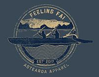 Feeling Fai Linework Badge