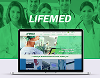 Novo site Lifemed