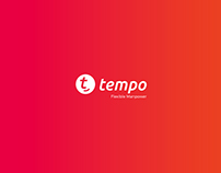 Tempo branding