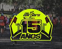 Carrera Azteca 15 años (2015)