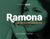 Ramona - Typeface (Free)