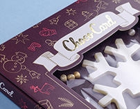 ChocoCard Christmas packaging