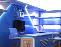 VOLTA Stand