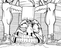 ESSO - L'ultimo fumettista - Comics INK