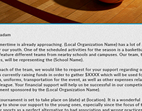Bella swiger on behance solicitation letter basketball thecheapjerseys Image collections