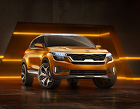 KIA Motors SP Concept_Launch Campaign
